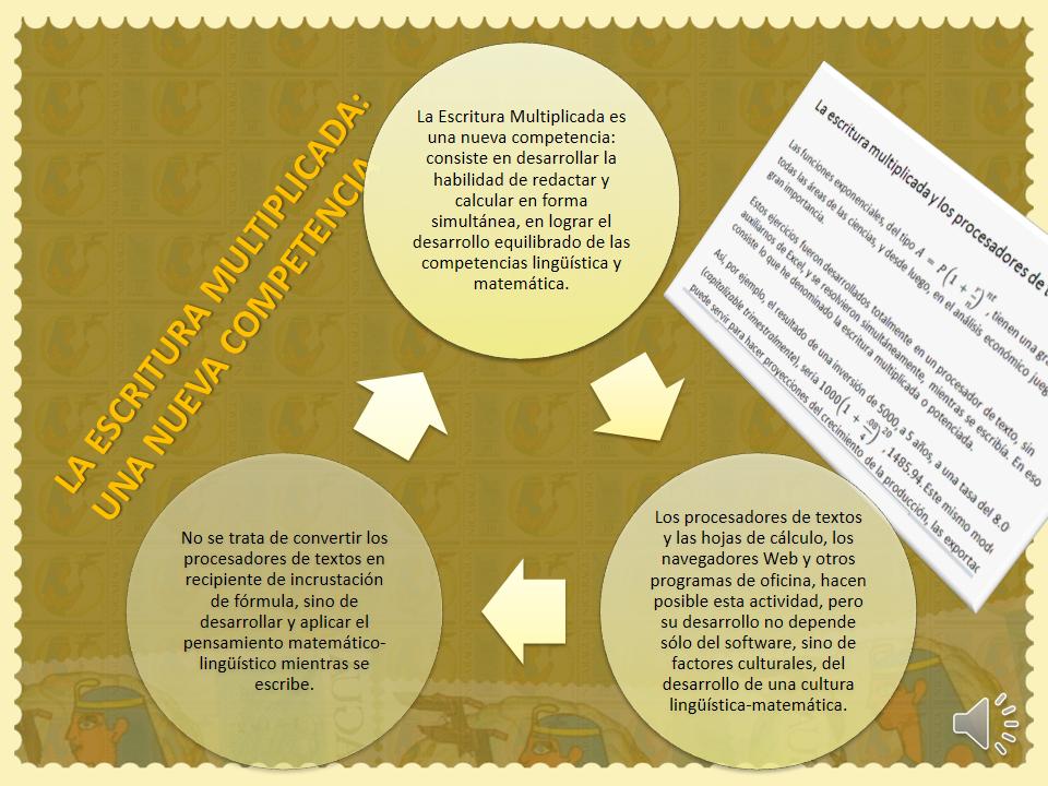 Manual del método de Redactar & Calcular en forma simultánea ...